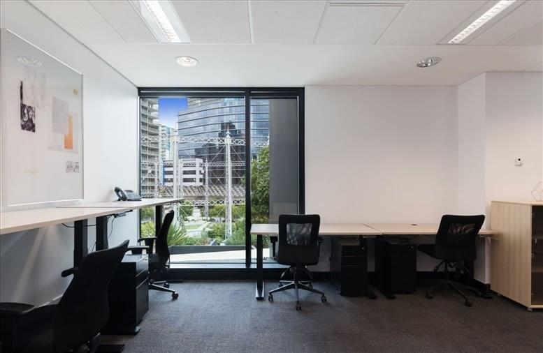 Gasworks Plaza, 76 Skyring Terrace, Newstead Office for Rent in Brisbane