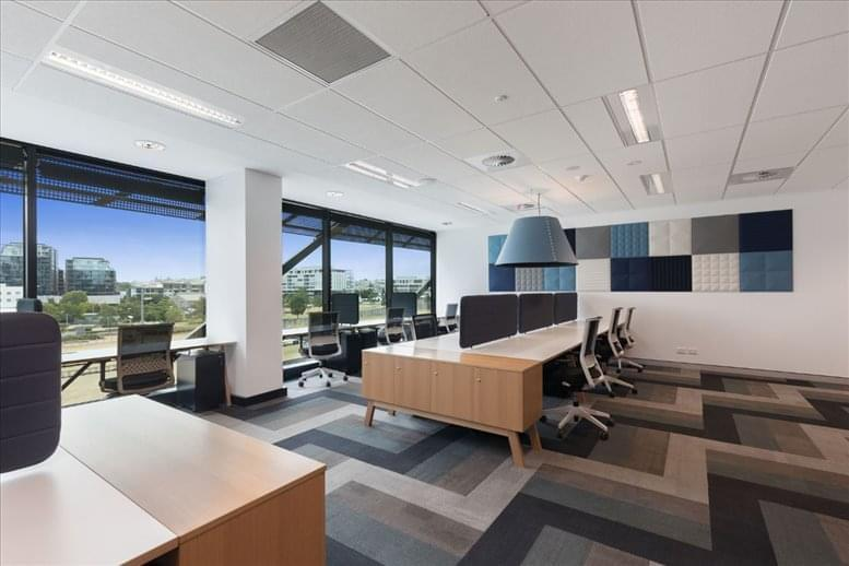 Picture of Gasworks Plaza, 76 Skyring Terrace, Newstead Office Space available in Brisbane