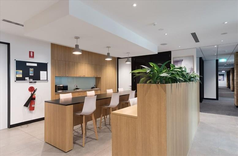 Office for Rent on Gasworks Plaza, 76 Skyring Terrace, Newstead Brisbane
