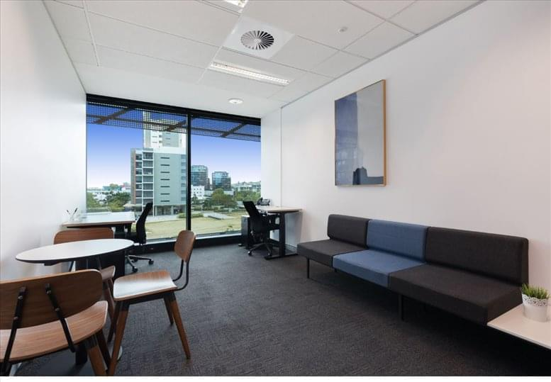 This is a photo of the office space available to rent on Gasworks Plaza, 76 Skyring Terrace, Newstead