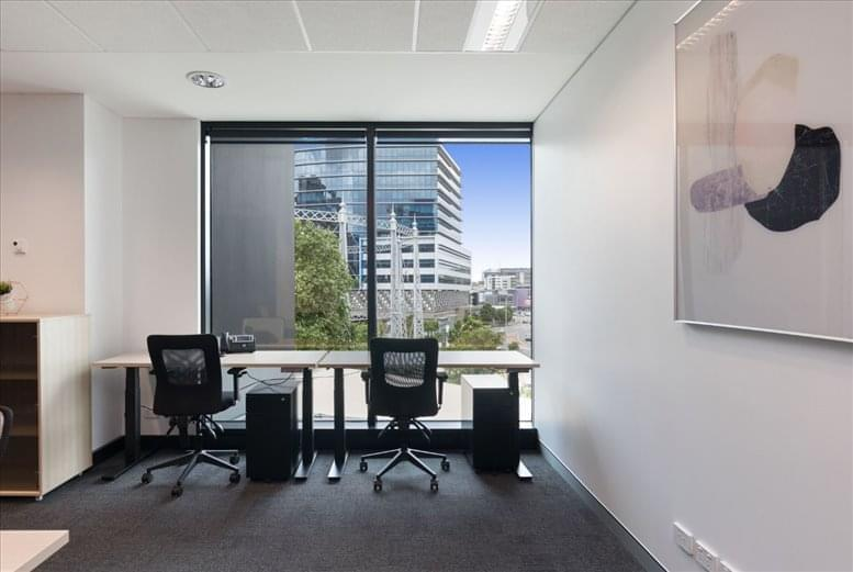 Gasworks Plaza, 76 Skyring Terrace, Newstead Office Space - Brisbane