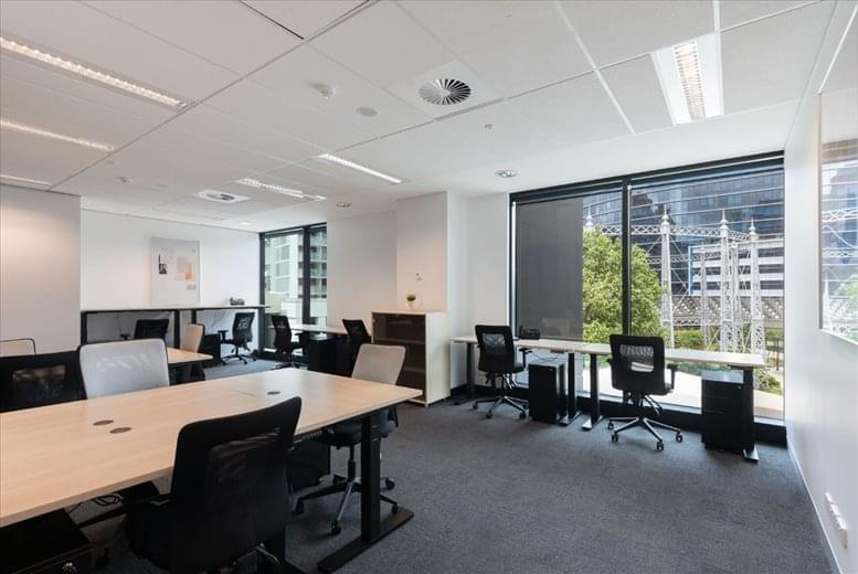 Photo of Office Space on Gasworks Plaza, 76 Skyring Terrace, Newstead Brisbane