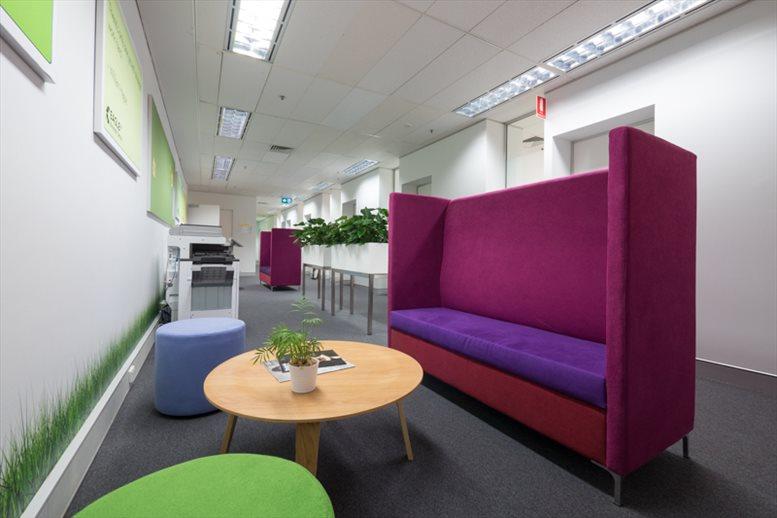 Office for Rent on Emirates House, 167 Eagle St Brisbane