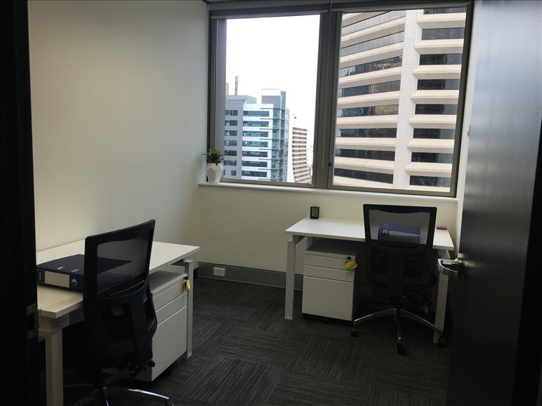 Picture of 324 Queen St, Level 18, Golden Triangle, CBD Office Space available in Brisbane
