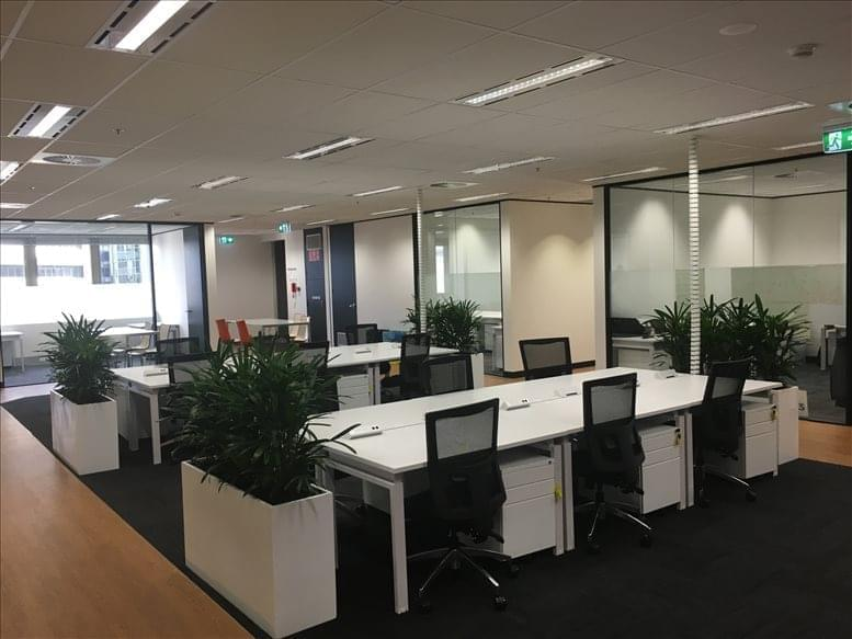 Photo of Office Space on 324 Queen St, Level 18, Golden Triangle Brisbane