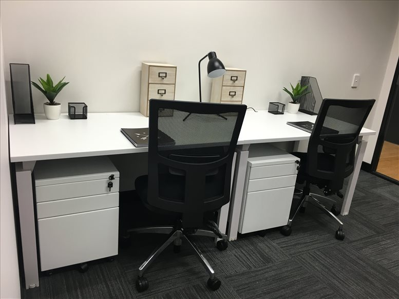 This is a photo of the office space available to rent on 324 Queen St, Level 18