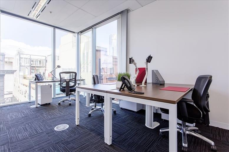 This is a photo of the office space available to rent on 171 Collins St, Level 5