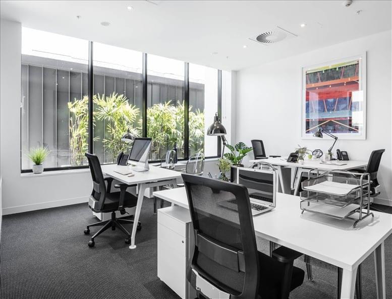 Photo of Office Space available to rent on The Johnson, 477 Boundary St, Spring Hill, Brisbane