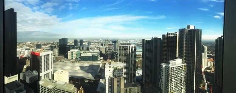 Level 35, Bourke Place, 600 Bourke St Office Space - Melbourne