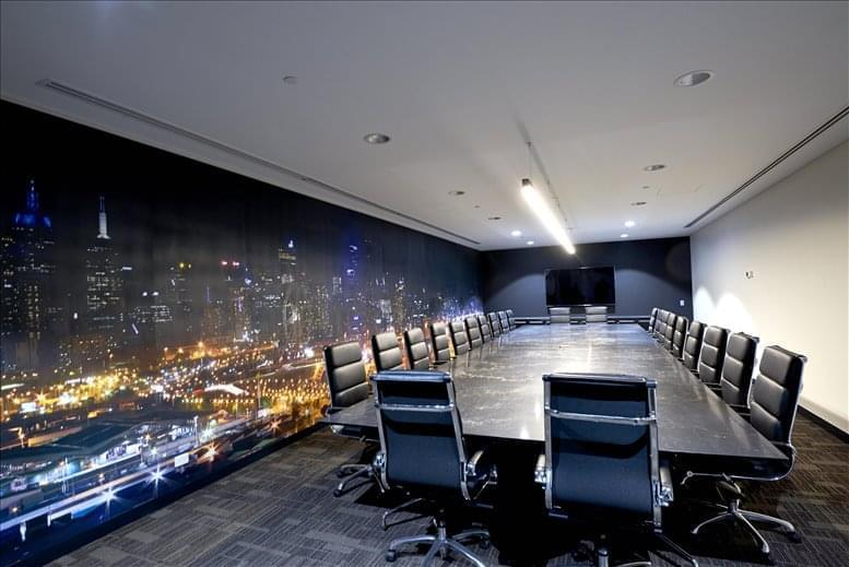 Photo of Office Space on Level 35, Bourke Place, 600 Bourke St Melbourne