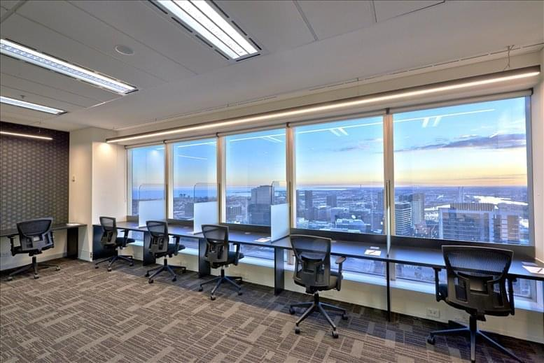 Bourke Place, Level 35, 600 Bourke St Office for Rent in Melbourne