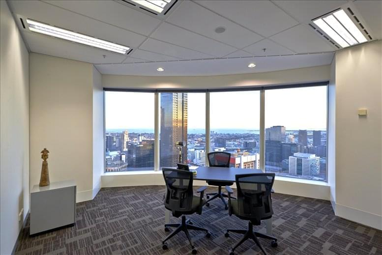 Office for Rent on Bourke Place, Level 35, 600 Bourke St Melbourne