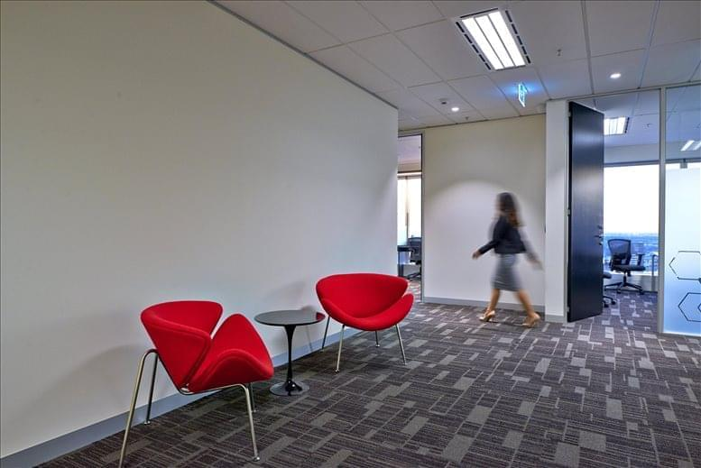 This is a photo of the office space available to rent on Bourke Place, Level 35, 600 Bourke St