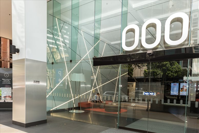 200 Mary St, Level 16 Office Space - Brisbane