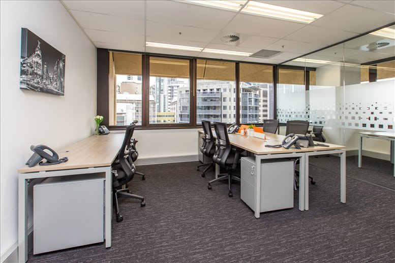 200 Mary St, Level 16, Golden Triangle, CBD Office for Rent in Brisbane