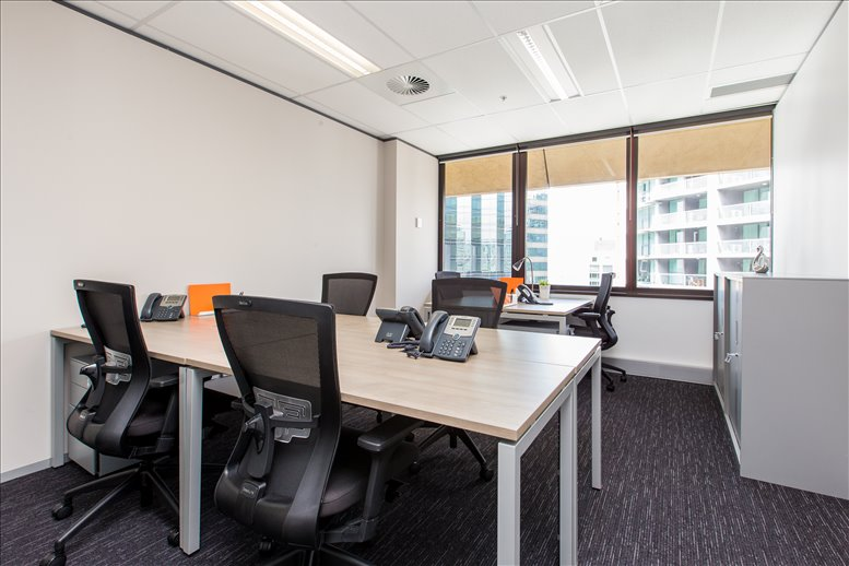 Picture of 200 Mary St, Level 16, Golden Triangle, CBD Office Space available in Brisbane