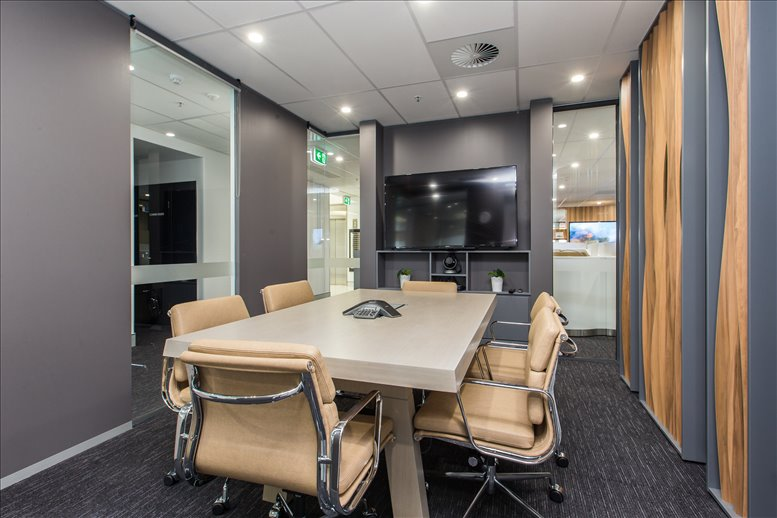Office for Rent on 200 Mary St, Level 16 Brisbane