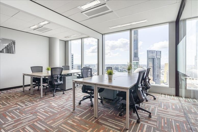 480 Queen St, Level 27, Golden Triangle Office for Rent in Brisbane