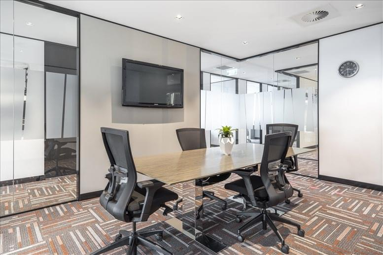 Office for Rent on 480 Queen St, Level 27, Golden Triangle Brisbane