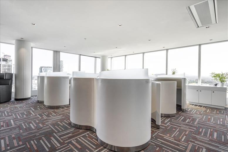 This is a photo of the office space available to rent on 480 Queen St, Level 27, Golden Triangle