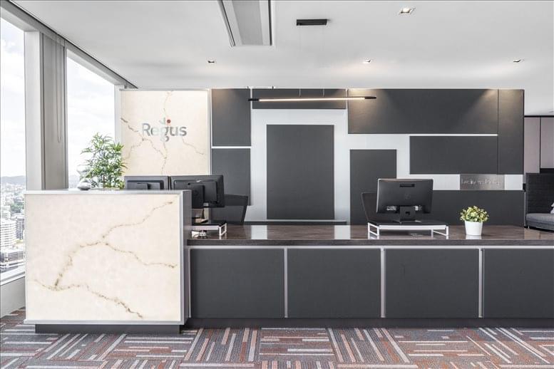 480 Queen St, Level 27, Golden Triangle Office Space - Brisbane