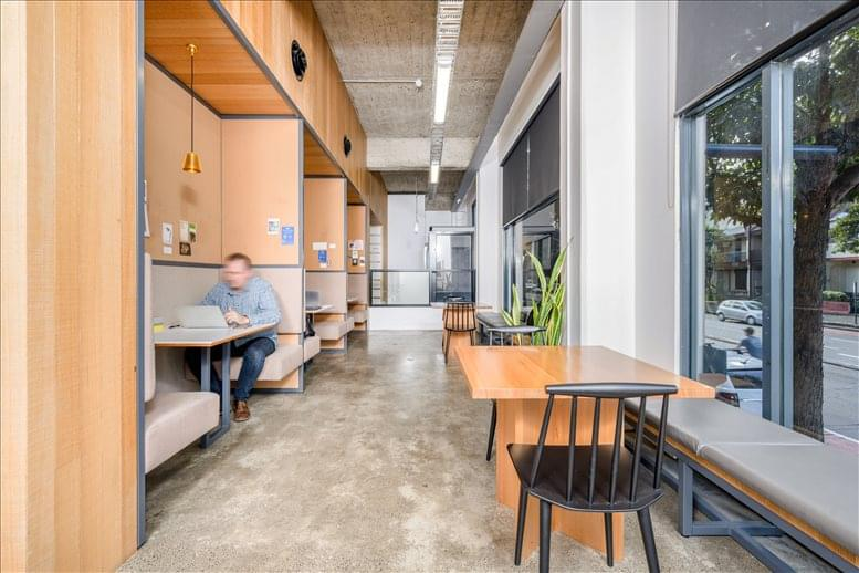 This is a photo of the office space available to rent on 111 Flinders St, Surry Hills