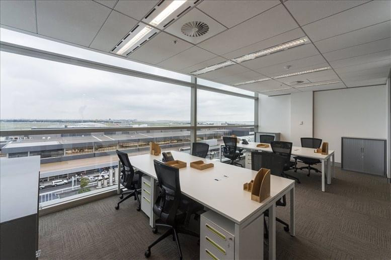 Sydney International Airport, Level 8, Central Terrace Building, 10 Arrivals Court Office Space - Sydney