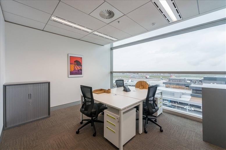 Picture of Sydney International Airport, Level 8, Central Terrace Building, 10 Arrivals Court Office Space available in Sydney