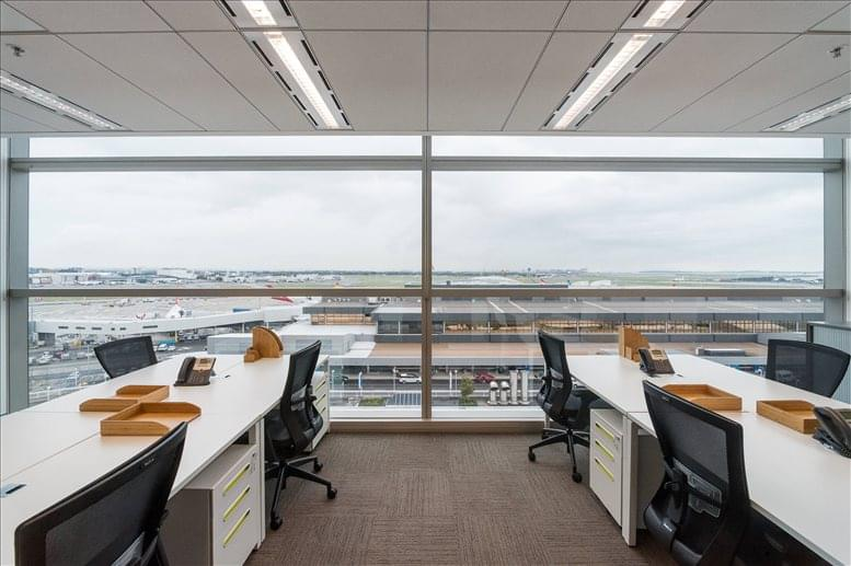 Office for Rent on Sydney International Airport, Level 8, Central Terrace Building, 10 Arrivals Court Sydney