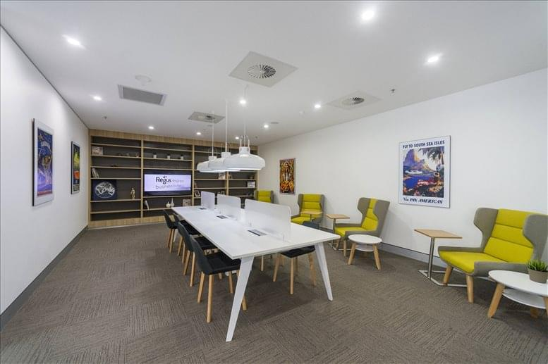 Photo of Office Space available to rent on Sydney International Airport, Level 8, Central Terrace Building, 10 Arrivals Court, Sydney