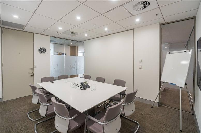 This is a photo of the office space available to rent on Sydney International Airport, Level 8, Central Terrace Building, 10 Arrivals Court