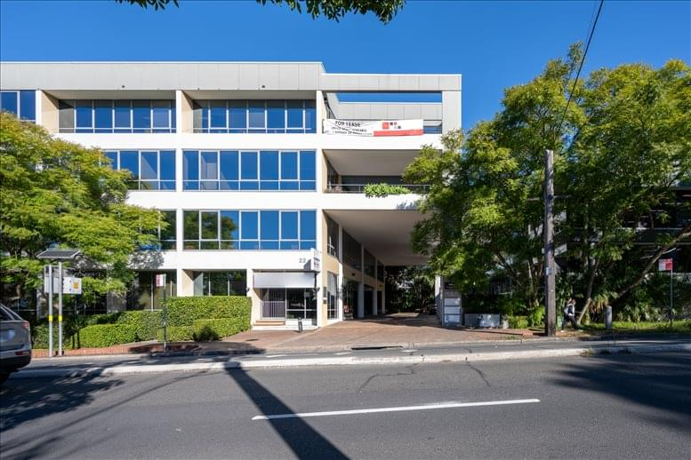 22-28 Edgeworth David Ave, Hornsby Office Space - Hornsby