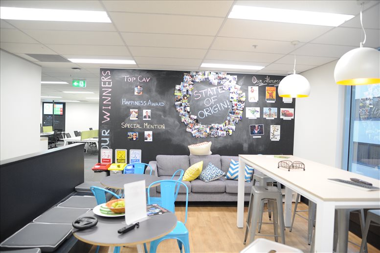 Picture of Level 5, 120 Sussex St Office Space available in Sydney