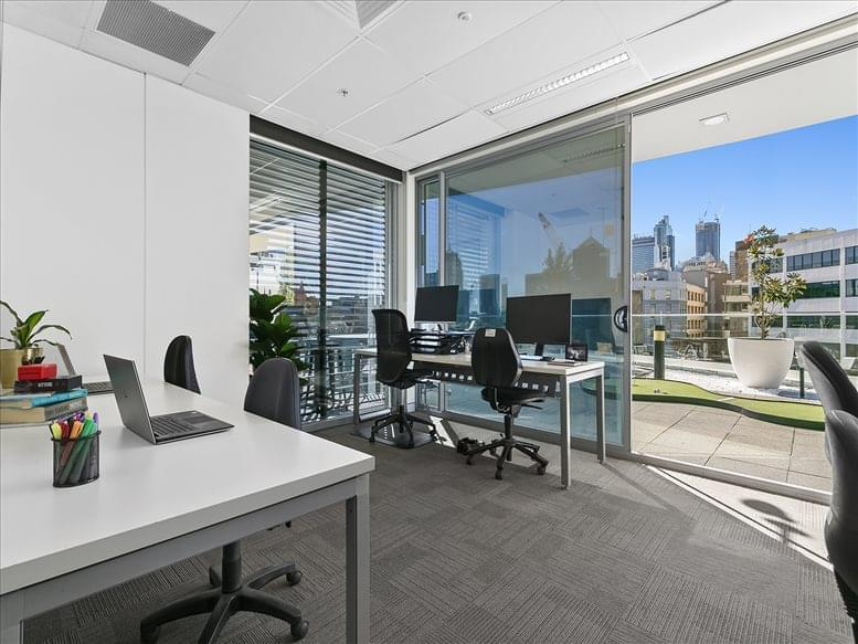 This is a photo of the office space available to rent on 1 Buckingham St, Surry Hills