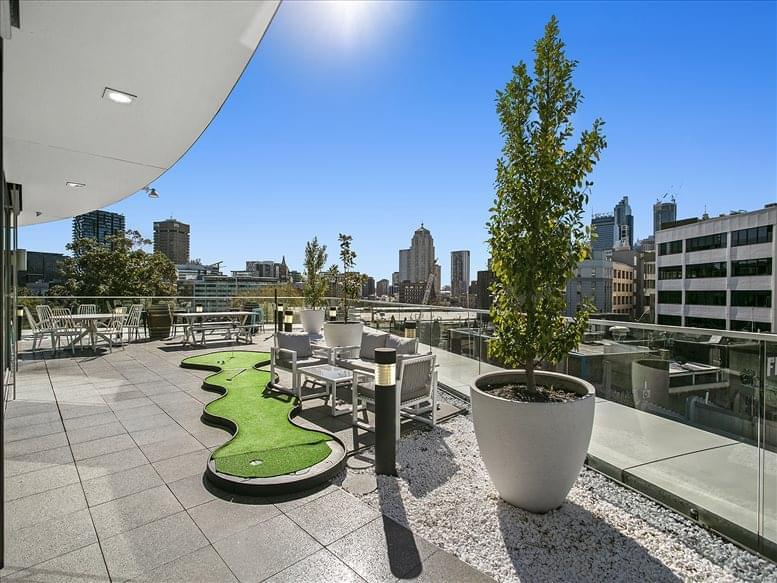 1 Buckingham St, Surry Hills Office Space - Sydney