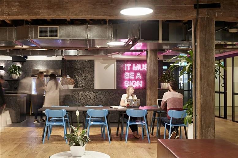 100 Harris St, Pyrmont Office Space - Sydney
