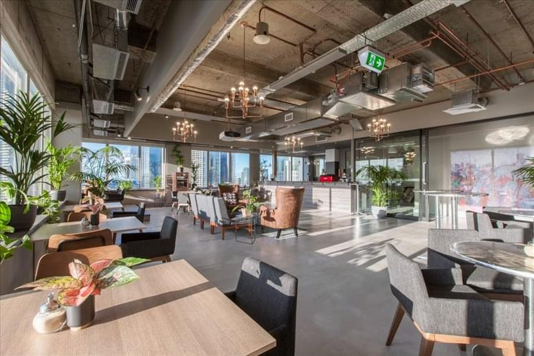 The Cluster @ 31 Queen Street, Level 17/20/21 Office Space - Melbourne