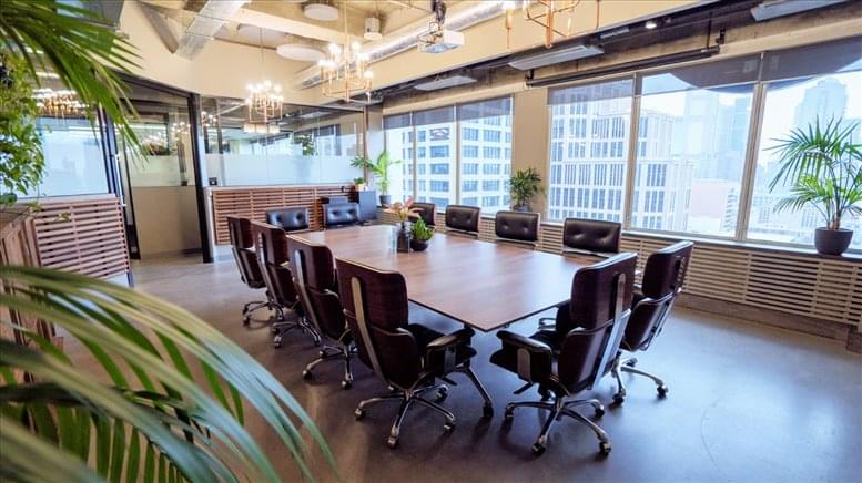 Office for Rent on The Cluster @ 31 Queen Street, Level 17/20/21 Melbourne