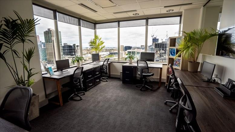 Photo of Office Space available to rent on The Cluster @ 31 Queen Street, Level 17/20/21, Melbourne