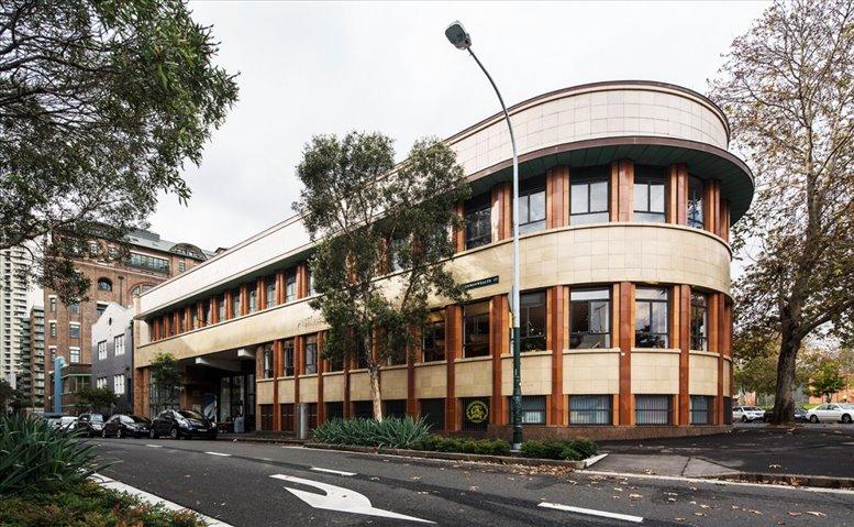 69 Reservoir St, Surry Hills Office Space - Sydney