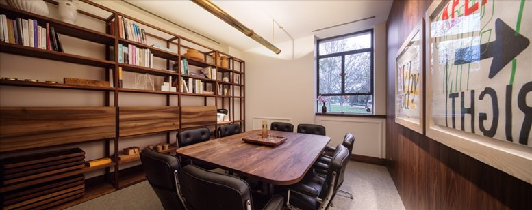 This is a photo of the office space available to rent on 69 Reservoir St, Surry Hills