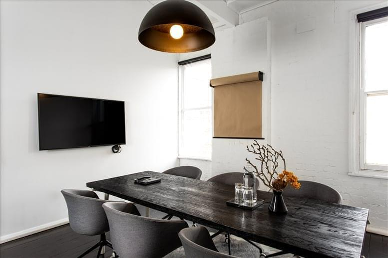 This is a photo of the office space available to rent on Desk Space @ 85 William Street, Darlinghurst