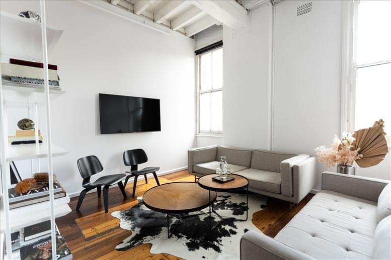 Desk Space @ 85 William Street, Darlinghurst Office Space - Sydney
