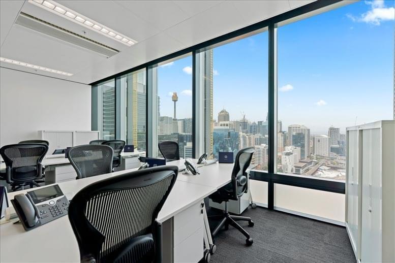 Photo of Office Space on International Towers Sydney, Level 24, 300 Barangaroo Avenue Sydney