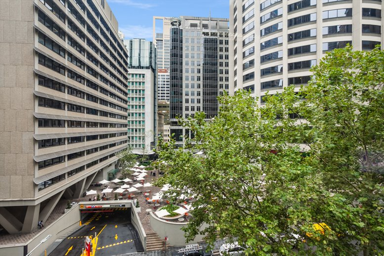 20 Bond St Office Space - Sydney