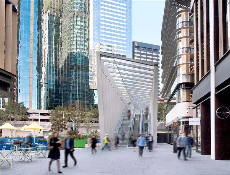 International Towers Sydney, 100 Barangaroo Avenue Office Space - Sydney