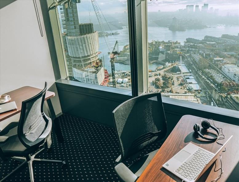 Photo of Office Space available to rent on International Towers Sydney, 100 Barangaroo Avenue, Sydney