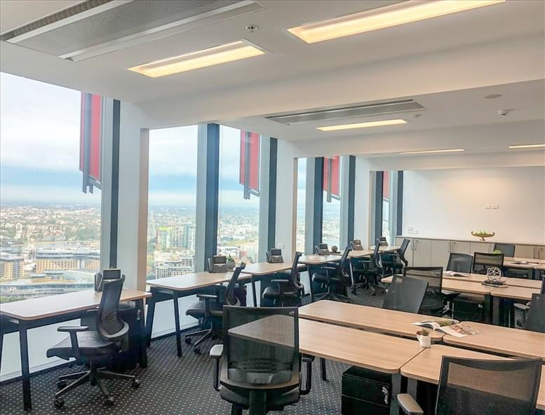 This is a photo of the office space available to rent on International Towers Sydney, 100 Barangaroo Avenue