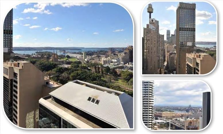 Picture of 233 Castlereagh Street, Level 21 Office Space available in Sydney