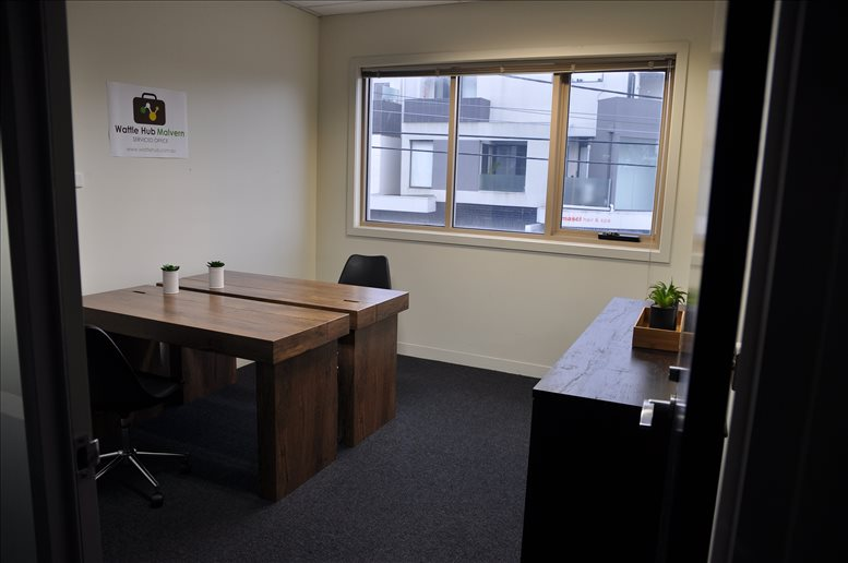 This is a photo of the office space available to rent on 450 Waverley Rd, Malvern East